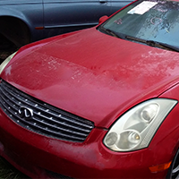 Red Car For Sale